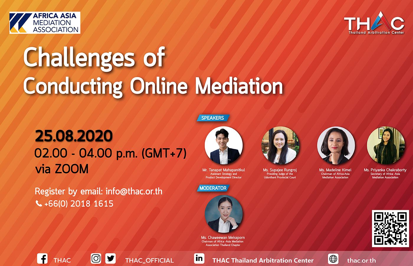Challenges of Conducting Online Mediation
